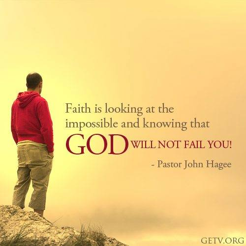 Impossible Is Nothing To God.