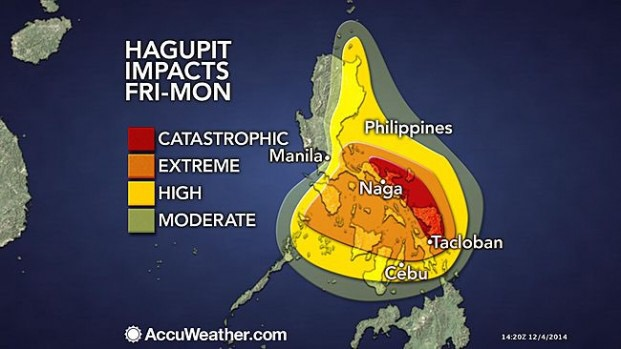 Typhoon Hagupit (Ruby) – Final