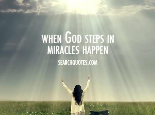 Today God Said Hi.