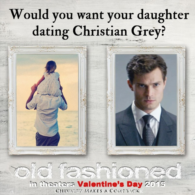 A Christian Alternative to 50 Shades Of Grey.