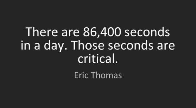 86,400 seems like a lot…BUT