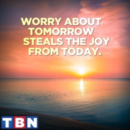 What can be gained byworrying?