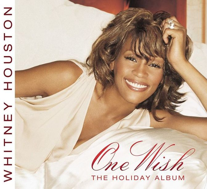 Christian Christmas Music Day 8 – Whitney Houston