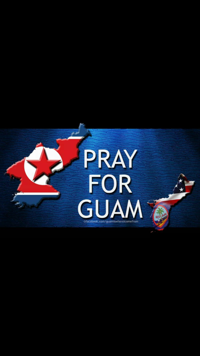 Guam blog entries