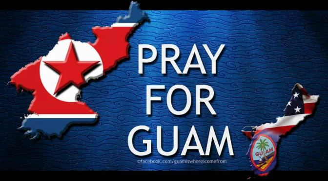 Guam is on my mind